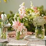 Оформление свадьбы светлыми цветами