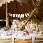 Палаточный вариант летней свадьбы