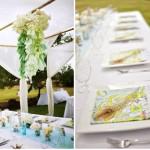 Свадьба на природе с классическим оформлением