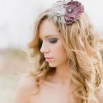 Прическа невесты в стиле натурал