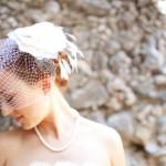 Легкость белоснежных цветов для невесты