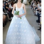 Свадебная мода от Оскар де ла Рента 2013