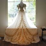Платье для винтажной свадьбы