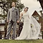 Стильная винтажная свадьба