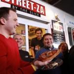 Редко встретишь человека, который равнодушен к настоящей итальянской пицце