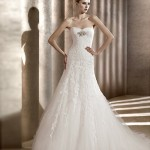 Свадебные платья от Pronovias 2012