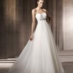 Свадебные платья Pronovias 2012