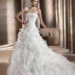 Свадебная мода Pronovias 2012