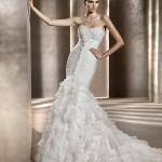 Модные платья Pronovias 2012
