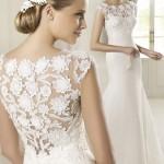 Свадебное платье от Manuel Mota 2013