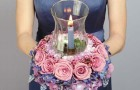 Candle Wedding Bouquet