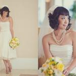 Для озорной и стильной невесты