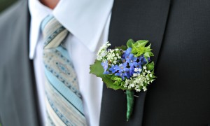 Wedding-Boutonniere-Ginger Moseley