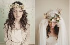 Vintage-floral-hairpieces-and-veil1