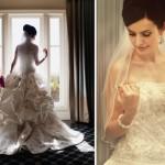 Фата невесты в стиле винтаж