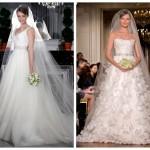 Фата для свадьбы в классическом стиле