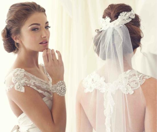 макияж для невесты фото карие глаза