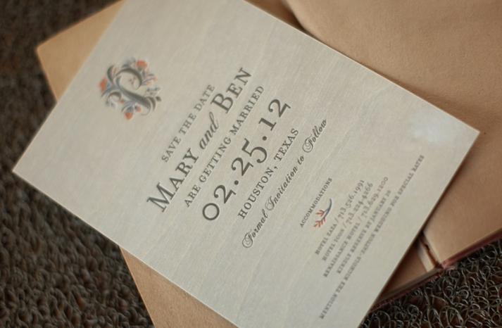 Стильные приглашения на свадьбу