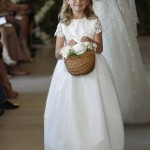 Платье из нежного шелка