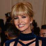 Иванка Трамп порадовала стильной прической с густой челкой