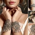 Браслеты из драгоценностей для невесты