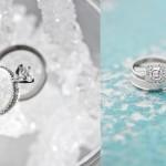 Обручальные кольца в строгом стиле