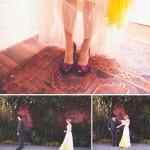 Фиолетовый и желтый - потрясающее сочетание