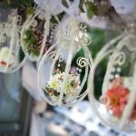 Цветы разных оттенков для украшения свадьбы