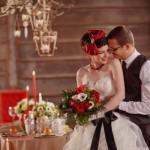 Жених и невеста - гармония образов