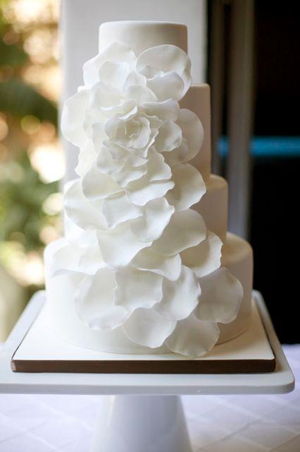 Imagenes de pasteles de boda de fondant - Imagui