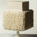Свадебный торт прямоугольной формы