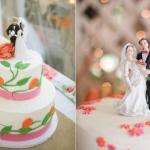 Креативные фигурки для свадебного торта