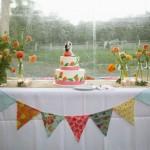 Жених и невеста - фигурка для свадебного торта