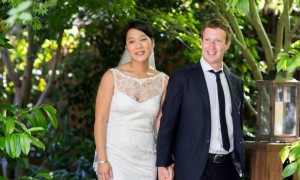 Марк Цукерберг женился