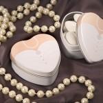 Бонбоньерки в виде сердечек