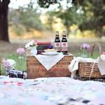 Свадьба-пикник для смелых молодоженов