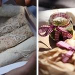 Необычные блинчики для свадебного пикника