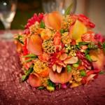 Для оранжевой свадьбы