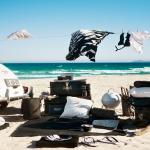 Свадебный пикник на пляже