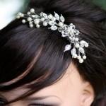 Невеста с жемчужной тиарой