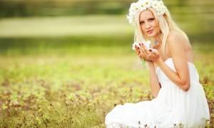 Свадебное платье в стиле лолита
