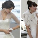 Два великолепных свадебных образа