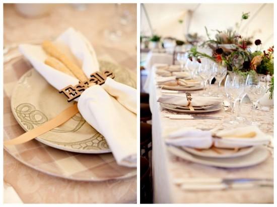 Декор для стола салфетки
