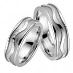 Свадебные кольца из платины