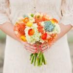 Какая невеста без свадебного букета