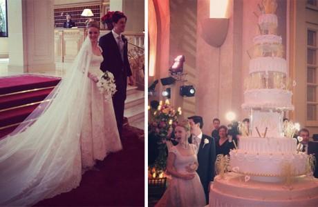 Свадьба Раши Саид