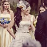 Изюминка свадебного образа - стильные карманы