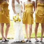 Для стильных подружек невесты