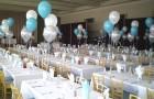 Укрась свадьбу воздушными шариками