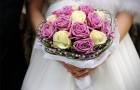 Мастер-класс, собираем свадебный букет из роз